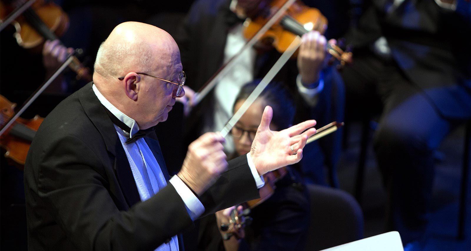 Joseph Glymph Protege Philharmonic