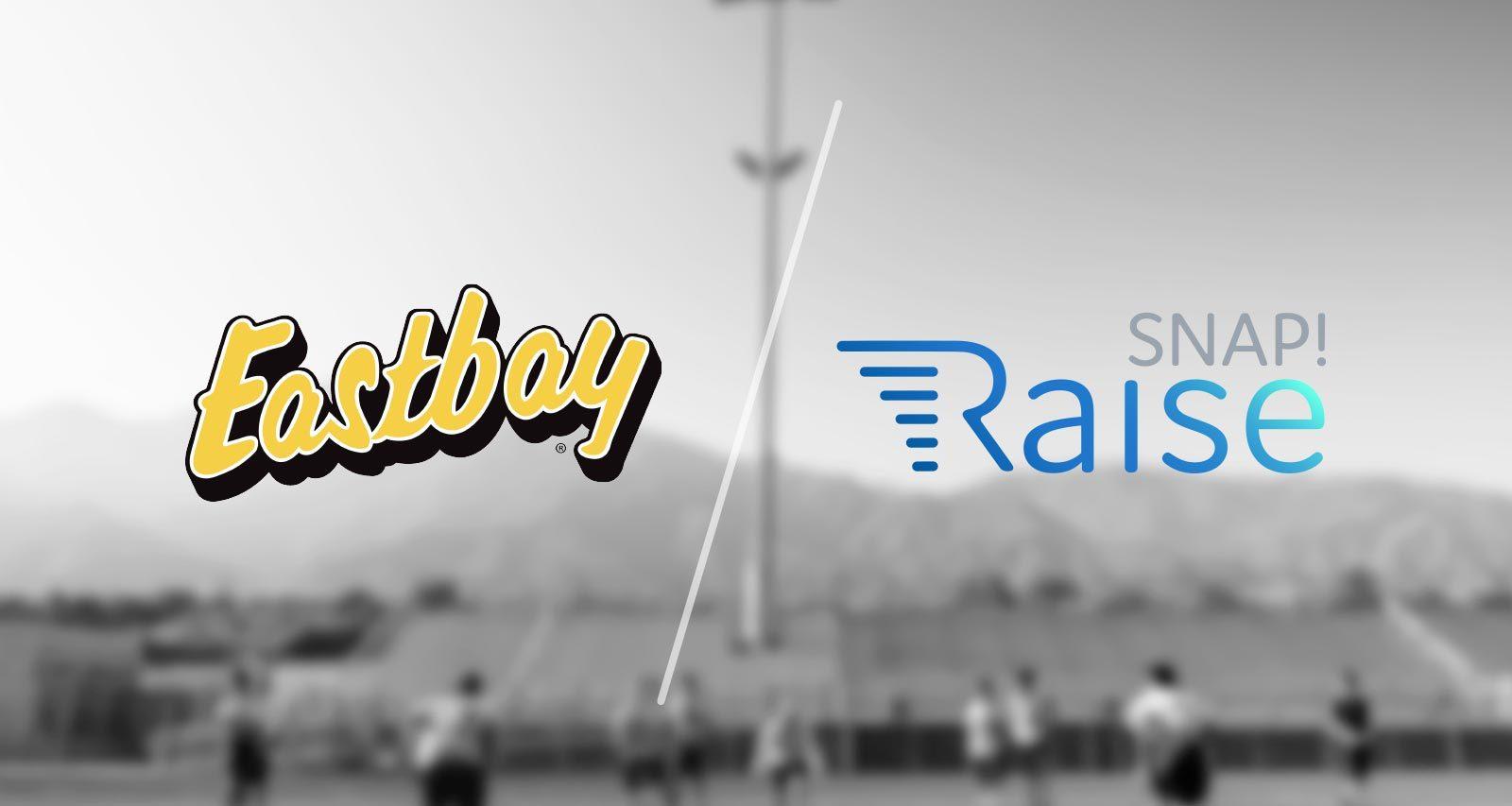 b186a30745e4c0 Eastbay and Snap! Raise announce partnership • Snap! Raise